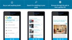 Quikr application update for Windows Phone 8 devices   QuikrQuikr update is available for the use of Windows Phone 8 devices - 2.0.0.0. The new version includes Quikr NXT feature to be able to connect seamlessly to the customer and the seller is a convenience for our state.