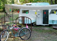 so excited about my little vintage scotty trailer,I will be posting more pictures