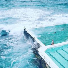 Bondi  we visited @bondiicebergsclub for the first time over the weekend