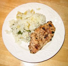 Food and Garden Dailies: Jerk Style Chicken and Island Rice from Cooking Light
