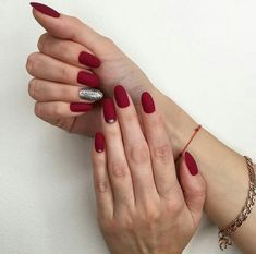 nail red : 42 Charming red Nail Art Designs To Try This summer nails; Red Acrylic Nails, Red Nail Art, Red Nails, Hair And Nails, New Nail Designs, Beautiful Nail Designs, Uñas Fashion, Fashion Design, Nails Only
