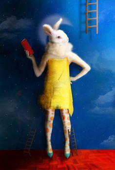 Mariana Palova digital art of mutation