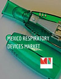 Mexico Respiratory Device market is currently estimated to be valued as $0.250 billion for the year 2014 and is expected to reach $0.437 billion by the end of 2019. The CAGR during this period of forecast is estimated to be 11.82%.