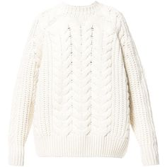 Diesel MOLOKAY Sweaters (€215) ❤ liked on Polyvore featuring tops, sweaters, jumpers, shirts, diesel black gold, white, women, white top, shirt sweater and diesel sweaters