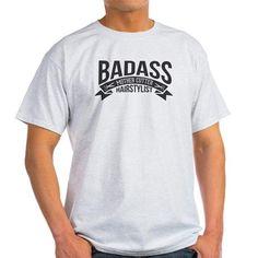 Badass Mother Cutter T-Shirt