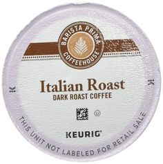 Keurig Barista Prima Coffeehouse Italian Roast Coffee K-Cup 18 ct > New and awesome product awaits you, Read it now  : K Cups