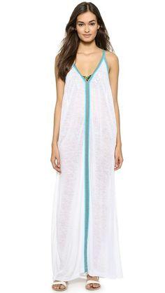 Pitusa Clothing Sun Maxi Dress