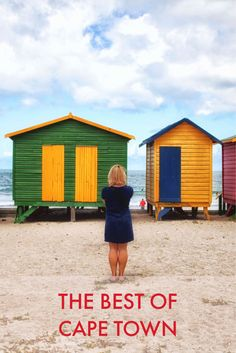 Wondering what to do, where to eat, and where on earth to stay while in Cape Town? There is so much to do in this South African city it's hard to pick. So here is the very best of Cape Town, South Africa.
