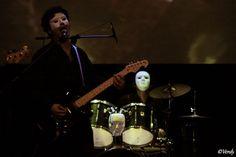 """Foto tratte dalla rappresentazione dello spettacolo """"VADE Achille Opera Rock"""" tenutasi l'11 maggio 2014 nel Teatro Electra di Iglesias"""