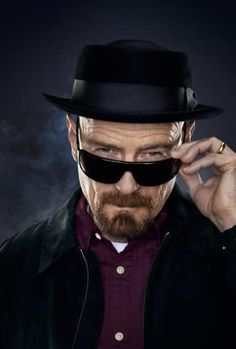 Walter White's Heisenberg outfit.