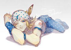Johnny Joestar - JoJo no Kimyou na Bouken - Image #1801238 - Zerochan Anime Image Board