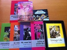Enkele boeken geschreven door Marianne Notschaele-den Boer