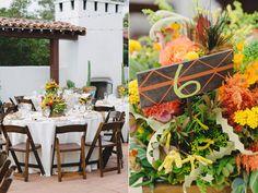 Southwestern San Clemente Wedding