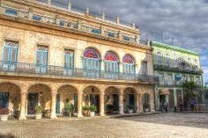 Santa Isabel Hotel HDR - Havana, Cuba