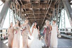 Fabulous Midwest Fall Wedding Classic Cakes | www.kcclassiccakes.com Cassandra Castaneda Photography