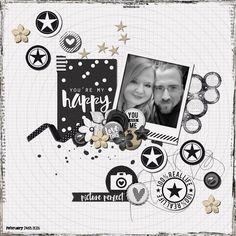 You're My Happy - Sweet Shoppe Gallery Team Page, Digital Scrapbooking, My Love, Gallery, Sweet, Creative, Happy, Design, Roof Rack