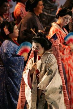 photos madame butterfly opera