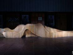 Parametric bench - kar architects