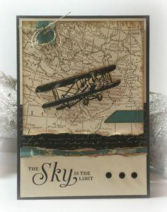 Sky is the limit by Carmen Morris