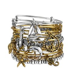Alex and Ani nautical collection