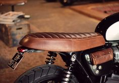 RATE THE BUILDReader Rating 0 Votes0.0 BAAK Motocyclettes, which was founded in 2012 by Rémi Réguin, produce some of the coolest off-the-shelf accessories available for the humble Hinckley Triumph Twin. When these accessories are brought together, they have a habit of turning a humble motorcycle into one not out of place at a Paris fashion …