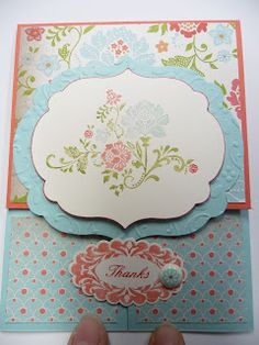 Double Dutch Fold Card