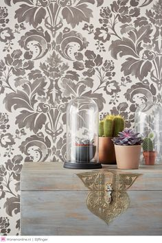 Eijffinger behang collectie Black and Light #eijffinger #behang #wallcoverings #wallpaper #interior #inspiration #home #deco