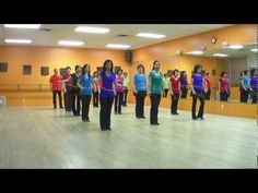 ▶ Have You Ever Seen The Rain - Line Dance (Dance & Teach in English & 中文) - YouTube