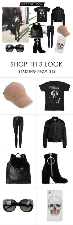 """""""kylie"""" by juliesvankjaer on Polyvore featuring rag & bone, Sans Souci, French Connection, Off-White, Bottega Veneta and Casetify"""