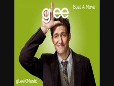 GLee Cast - Bust A Move (HQ)