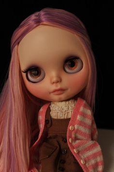 OOAK custom tbl/fake Blythe doll Reagan by by outonalimb1 on Etsy