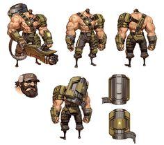 Los Pacificadores, defensores del universo - Battleborn