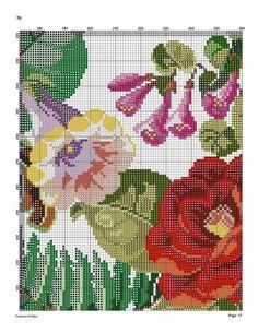 127579-75913-43492940-m750x740-ub0f6d (541x700, 200Kb) Cute Cross Stitch, Cross Stitch Charts, Cross Stitch Patterns, Hardanger Embroidery, Cross Stitch Embroidery, Bead Crafts, Cross Stitching, Blackwork, Needlepoint