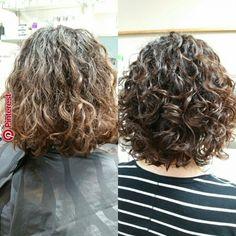 Haircuts For Curly Hair, Curly Hair Cuts, Curly Bob Hairstyles, Medium Hair Cuts, Short Curly Hair, Medium Hair Styles, Curly Hair Styles, Natural Hair Styles, Braided Hairstyles