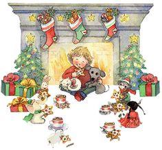 navidad Becky Kelly