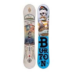 The White Collection Pro Snowboard