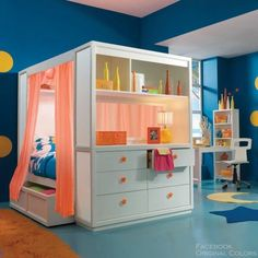 Kids Room by Christaneka