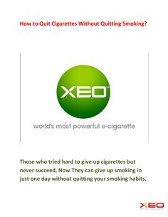 Image detail for -How to Quit Cigarettes Without Quitting Smoking?