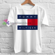 tommy hilfiger mens classic fit big logo t. Black Bedroom Furniture Sets. Home Design Ideas