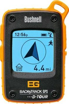 Molly Montana's Adventure Stories & Photo Blog: BUSHNELL BACK TRACK GPS - D-TOUR