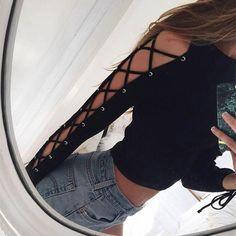 Fabric: Polyester Colour: Black Size: S, M, L