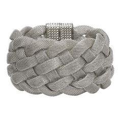 Braided Mesh Bracelet