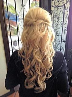 wedding hairstyles blonde - Yahoo Image Search Results