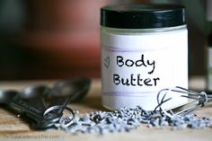 Favorite Homemade Body Butter | Herbal Academy of New England
