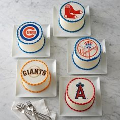 MLB Licensed Cakes #williamssonoma