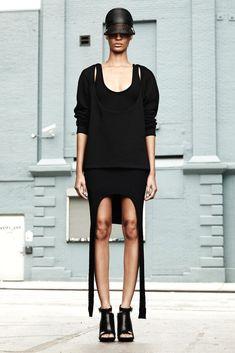 Givenchy Resort 2012 by Riccardo Tisci
