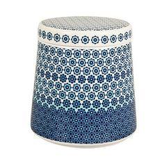 Denby monsoon range Granada storage jar