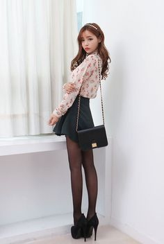I would totally wear an outfit like this :)
