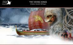 The Homeland of The Viking Kings