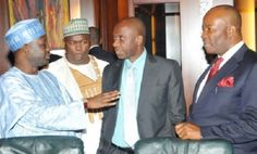 AMAECHI AND AKPABIO SING FELA TO EACH OTHER!... (SCROLL DOWN FOR VIDEO)